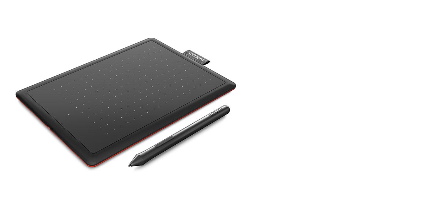 Wacom JAPAN-Pen tablet One by Wacom Pen input model M size CTL-672//K0-C,track#